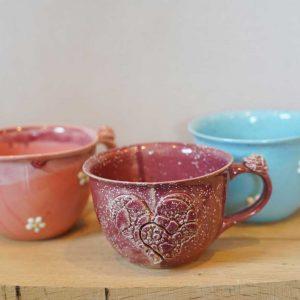 tasse 3 keramik